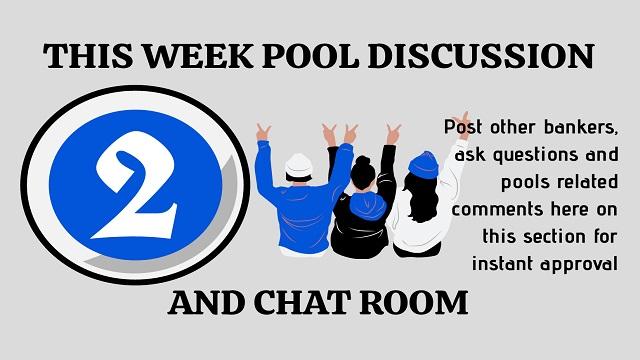 Week 2 Pool Discussion Room 2020