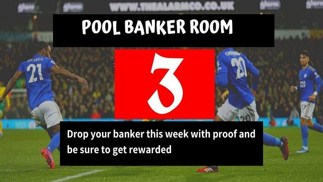 Week 3 Banker Room 2020
