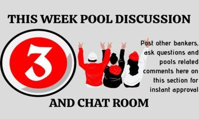 Week 3 Pool Discussion Room