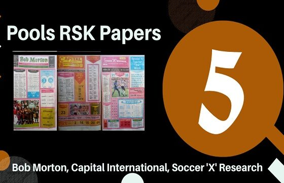 Week 5 Rsk Pool Papers 2020