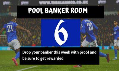 Week 6 Banker Room 2020