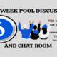 Week 6 Pool Discussion Room 2020