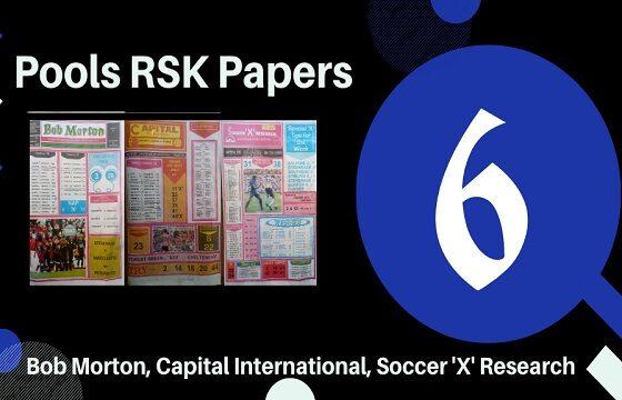 Week 6 Rsk Papers 2020