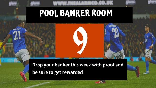 Week 9 Banker Room 2020