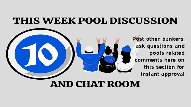 Week 10 Pool Discussion Room 2020