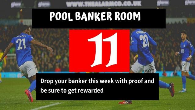 Week 11 Banker Room 2020