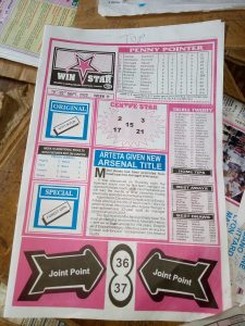 Week 11 Winstar 2020 Page 1