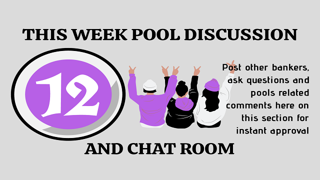 Week 12 Pool Discussion Room 2020