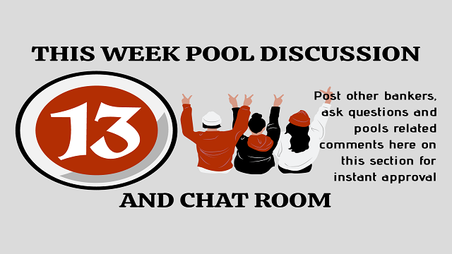 Week 13 Pool Discussion Room 2020