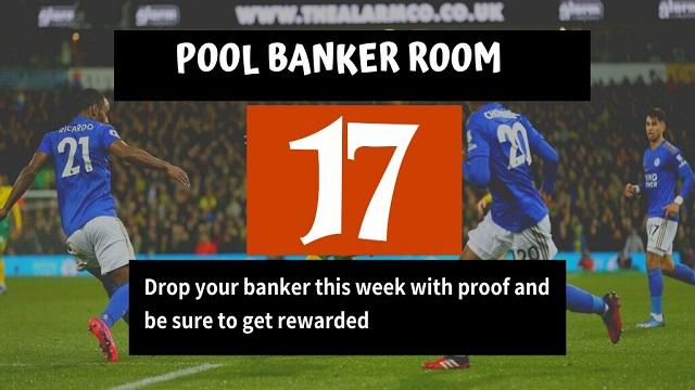 Week 17 Banker Room 2020