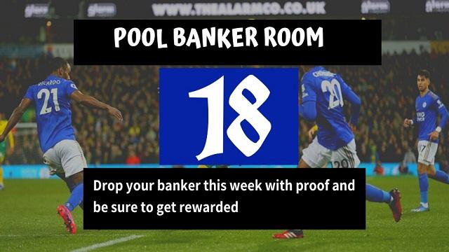 Week 18 Banker Room 2020