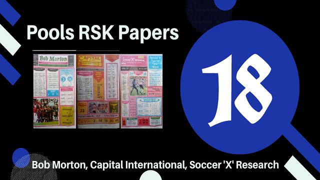 Week 18 Rsk Papers 2020