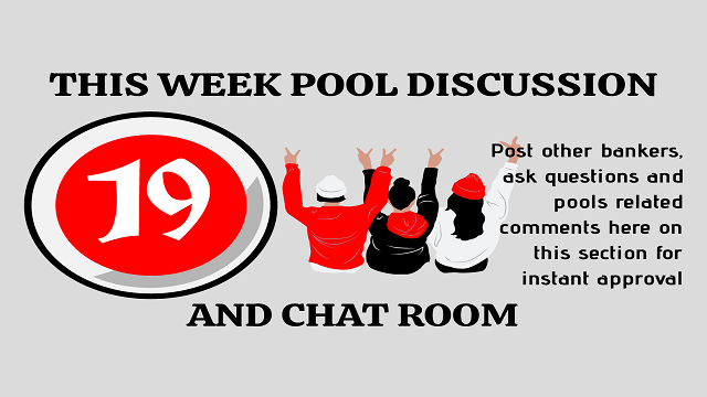 Week 19 Discussion Room 2020
