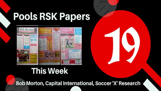 Week 19 Rsk Papers 2020