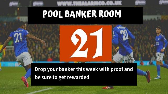 Week 21 Banker Room 2020