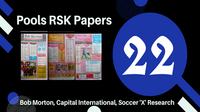 Week 22 Rsk Papers 2020