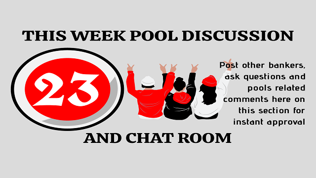 Week 23 Discussion Room 2020