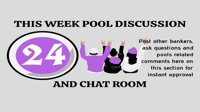 Week 24 Discussion Room 2020