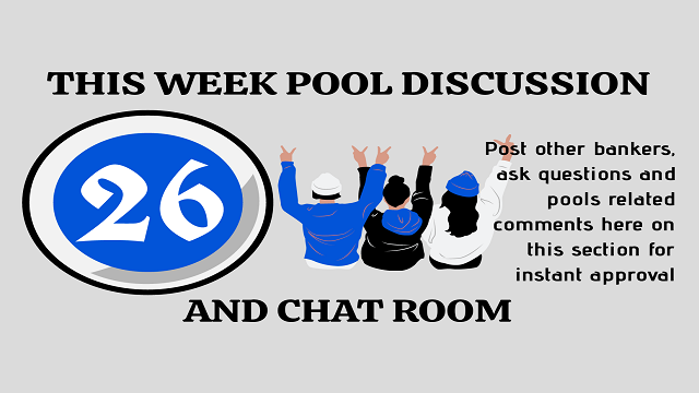 Week 26 Discussion Room 2021