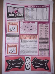 Week 26 Winstar 2021 Page 1