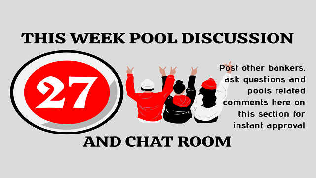 Week 27 Discussion Room 2021