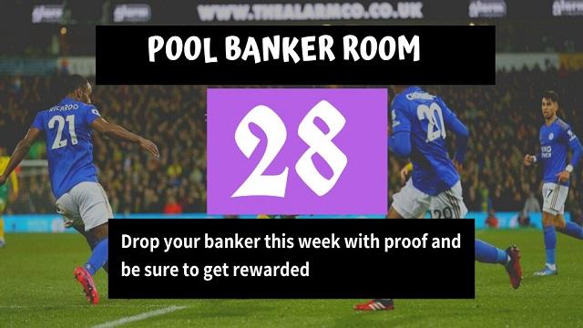 Week 28 Banker Room 2021