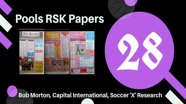 Week 28 Rsk Papers 2021
