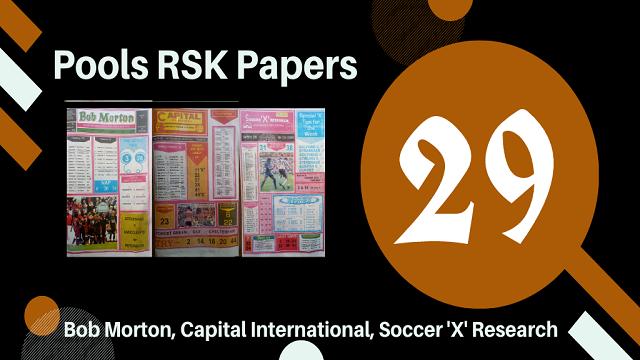 Week 29 Rsk Papers 2021