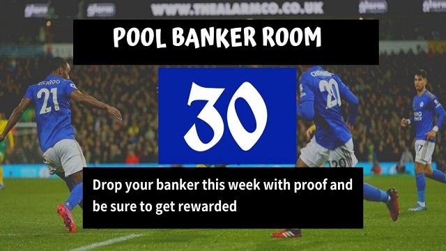 Week 30 Banker Room 2021