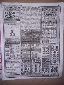 Week 30 Pools Telegraph 2021 Page 3