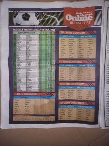 Week 30 Pools Telegraph 2021 Page 8