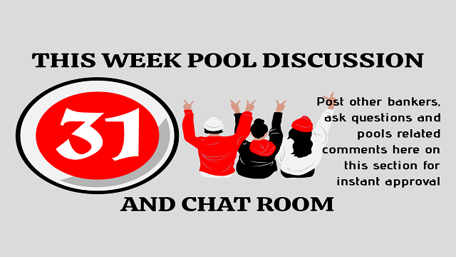 Week 31 Discussion Room 2021