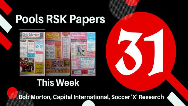 Week 31 Rsk Papers 2021