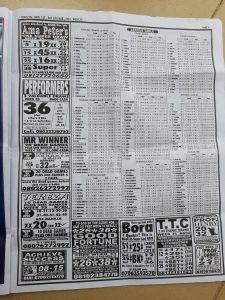week 25 pools telegraph 2021 page 9