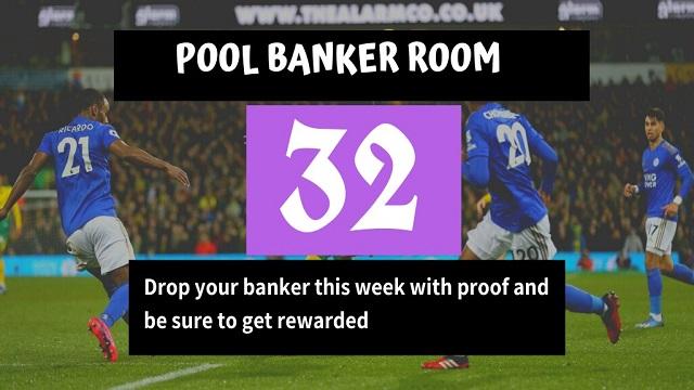 Week 32 Banker Room 2021