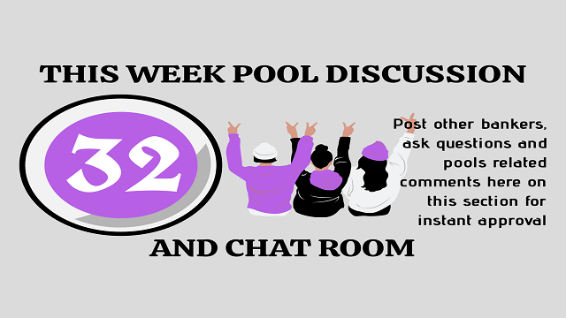 Week 32 Discussion Room 2021
