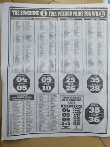 Week 32 Pools Telegraph 2021 Page 10