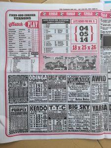 Week 32 Pools Telegraph 2021 Page 6
