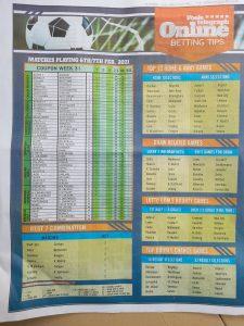 Week 32 Pools Telegraph 2021 Page 8