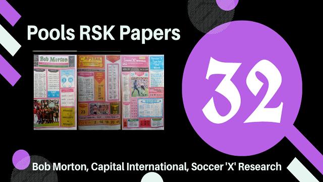 Week 32 Rsk Papers 2021