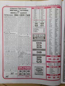 week 33 pools telegraph 2021 page 2