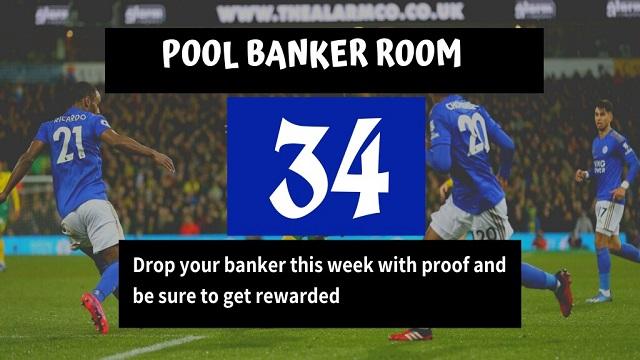 week 34 banker room 2021