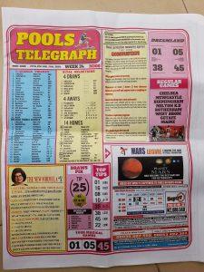 week 34 pools telegraph 2021 page 1