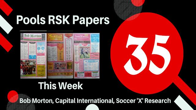 week 35 rsk papers 2021