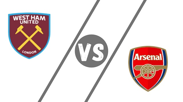 west ham vs arsenal 2021