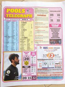 week 36 pools telegraph 2021 page 1