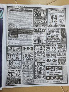 week 36 pools telegraph 2021 page 9