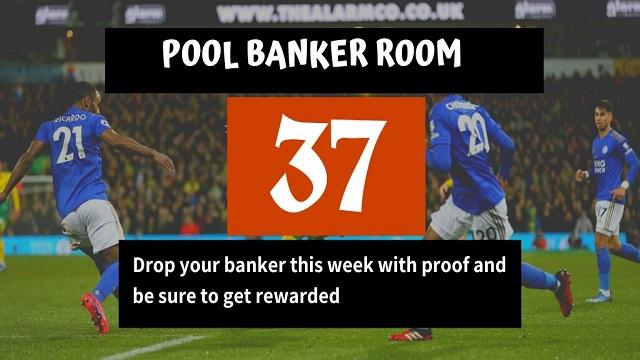 week 37 banker room 2021