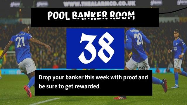 week 38 banker room 2021