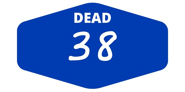 week 38 dead games 2021